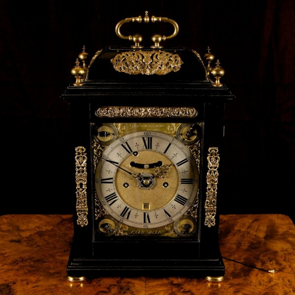 Exceptionaly Rare Table Clock