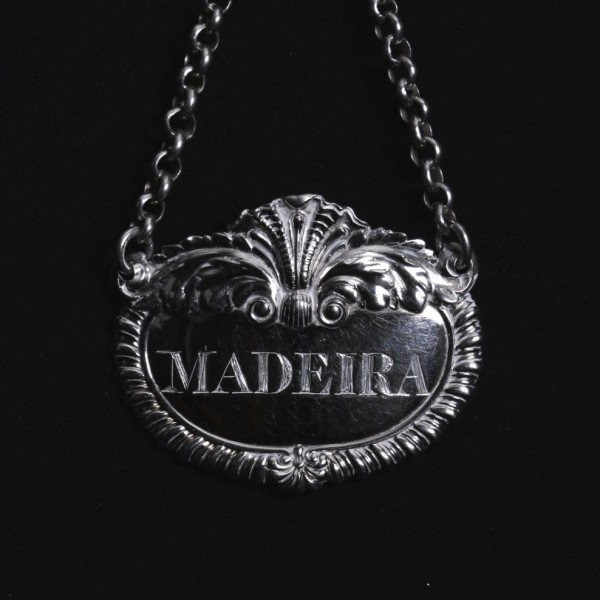 Madeira Wine Label